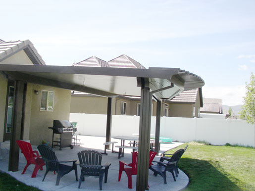 Solid Patio Covers  Utah  Sunsational Home Improvement