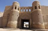 özbekistan manzaralar - hiva şehri