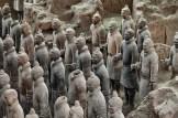 terracotta savaşçı ve atları -7