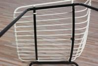 alter Draht Gitter Stuhl Wire Chair 50er 60er Jahre ...