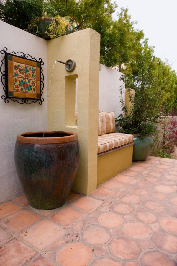 Great Garden Fountain Ideas - Sunset Magazine