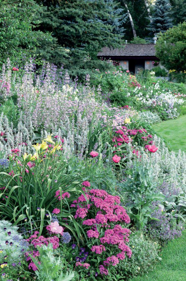 garden border ideas - sunset magazine