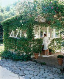 Create Backyard Spa - Sunset Magazine