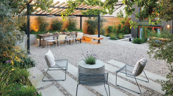 transform yard with genius