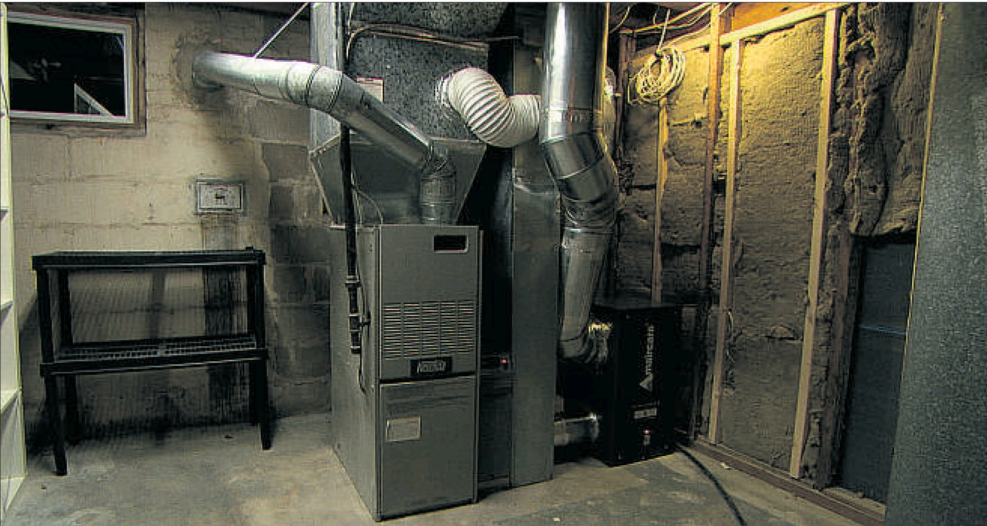 hight resolution of furnace picture