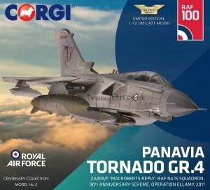 AA33618 Tornado Centenary Collection