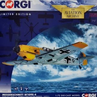 corgi AA28003 Messerschmitt Bf109E-4