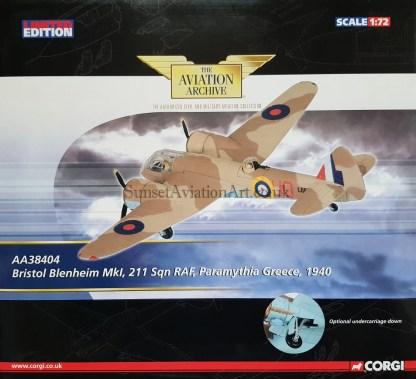 AA38404 Bristol Blenheim MkI