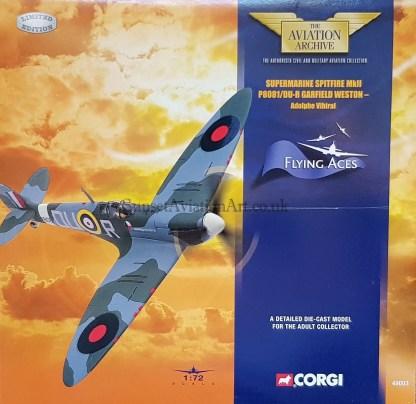 49003 Corgi Spitfire