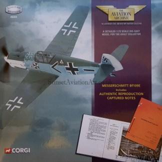 Corgi 49205 Bf 109