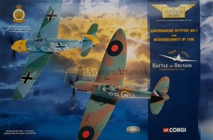 Corgi 49505 Battle of Britain