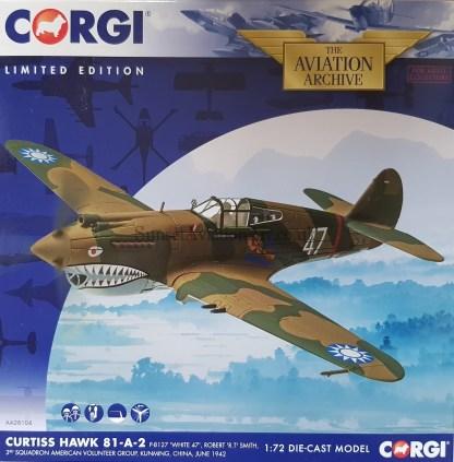Corgi AA28104 Curtis Hawk