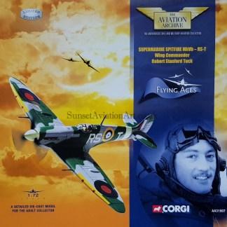 AA31907 Corgi Spitfire