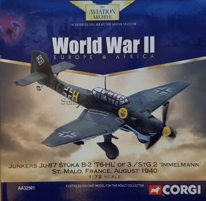 Corgi AA32501 JU-87