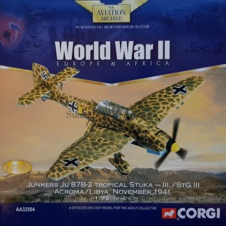 Corgi AA52504 Junkers Ju-87