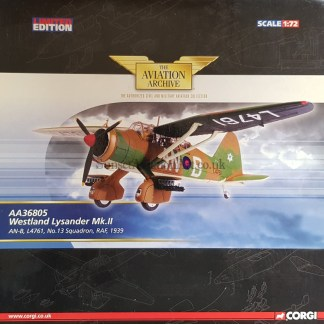 Corgi AA36805 Lysander