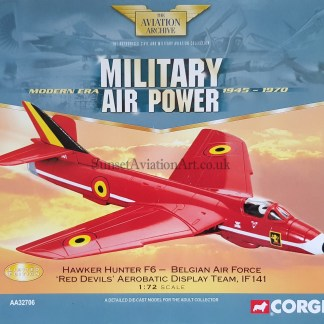 Corgi AA32706 Hunter