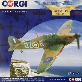 corgi AA27601 Hawker Hurricane