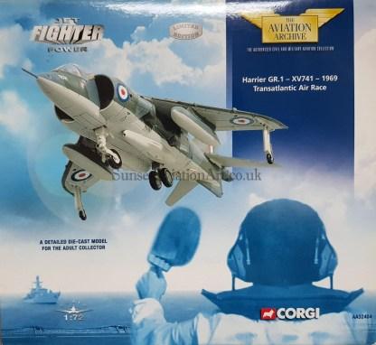 AA32404 Harrier GR.1