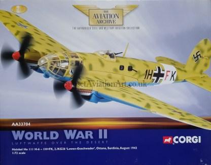 Corgi AA33704 Heinkel