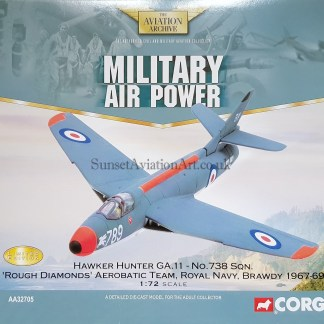 Corgi AA32707 Hunter