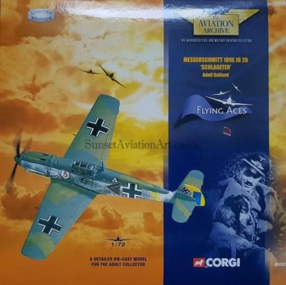 corgi 49202 Messerschmitt 109