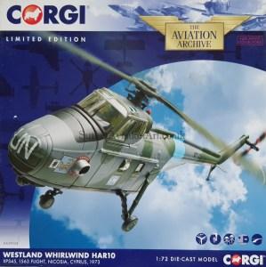 Corgi AA39104 Westland Whirlwind