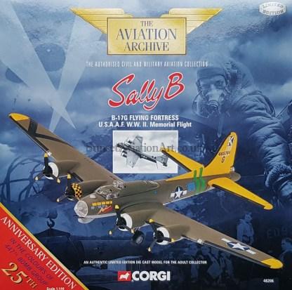 Corgi 48206 B-17 G Flying Fortress