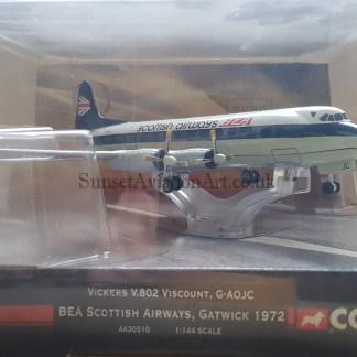 AA30510 Corgi Vickers Viscount