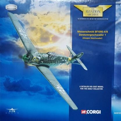 Corgi AA32101 Messerschmitt Bf 109 E - 4 / B
