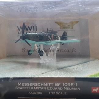 AA32104 Corgi Bf 109