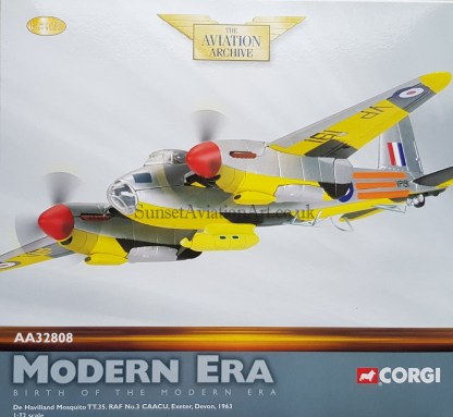 DE Havilland Mosquito Corgi AA32808