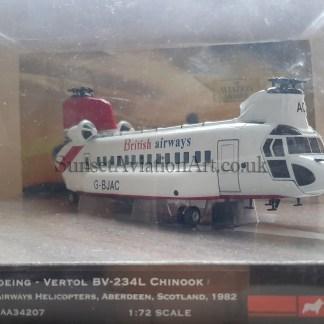 (AA34207 Corgi) Boeing - Vertical BV 234 L Chinook
