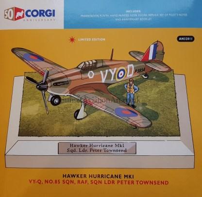 Corgi AN32011 Hawker Hurricane
