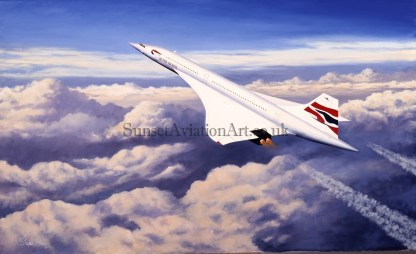 Concorde – The Pride of Britain