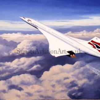 Concorde – The Pride of Britain