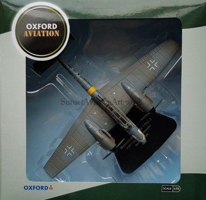 Me 110 G AC051 Oxford Aviation
