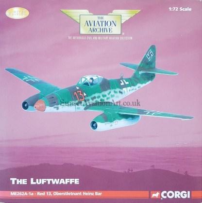 Corgi AA35703 Me 262A