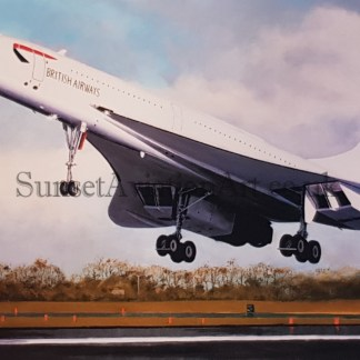 Concorde – The Final Touch Down