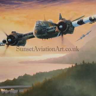 Fast Exit-Beaufighter Stephen Brown