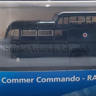 Commer Commando RAF (76COM001 Oxford Military)