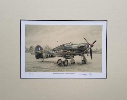 Hawker Hurricane of Bob Stanford Tuck