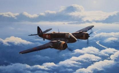 Moonlight Mission-Beaufighter