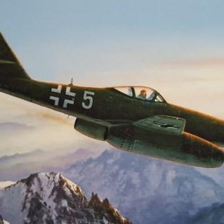 Stormbird-Me 262