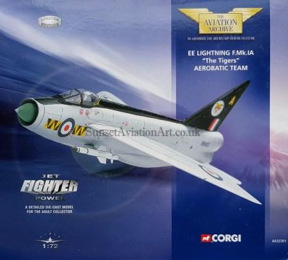 AA32301 EE Lightning F Mk 1A