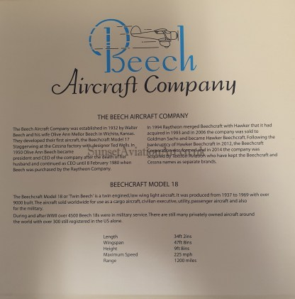 Beach Aircraft company