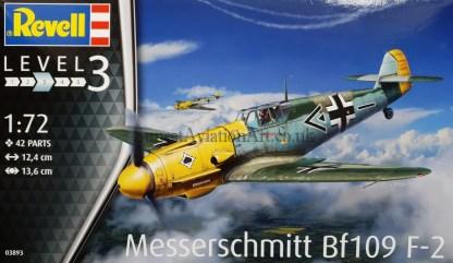 03893 Revell Messerschmitt Bf109 F-2