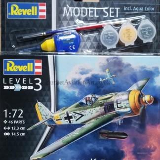 03898 Revell Focke wulf Fw 190 F-8