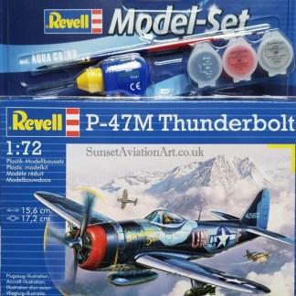 03984 Revell P-47 M Thunderbolt
