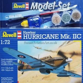 04144 Revell Hawker Hurricane Mk. IIC